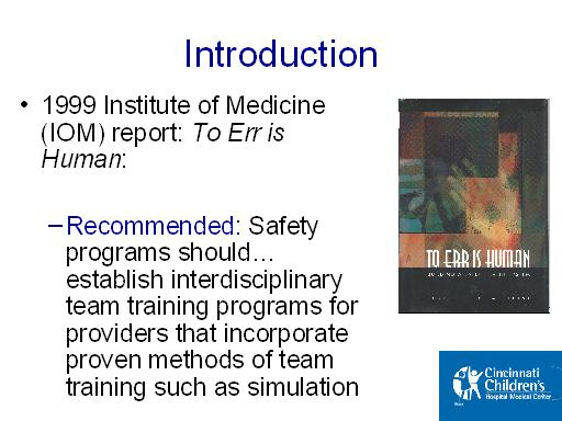 a description of the institute of medicine iom Iom powerpoint presentation updated year 1972 the institute of medicine (iom) was established in 1972 under tribhuvan university with the mandate and the responsibility of training all the categories of health manpower needed in the country.