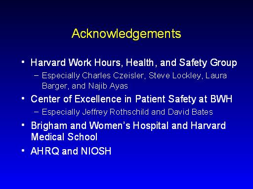 acknowledgement page sample thesis