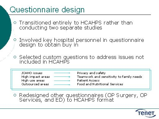 questionnaire design slide presentation from the ahrq just host templates bestsellerbookdb