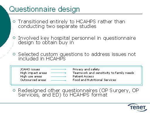 design questionnaires dissertation