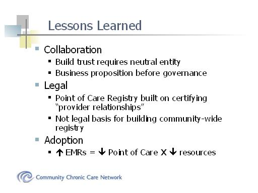 lessons learned meetings During a presentation at amcp annual meeting 2018, robert w dubois, md, phd,  and lessons learned in value-based contract implementation .