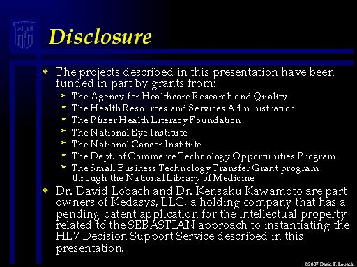 Disclosure: Sli... Us Small Business Administration Grants