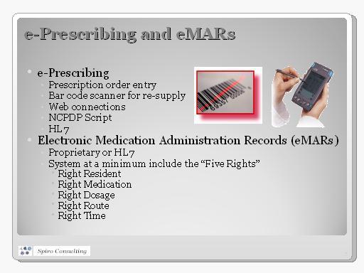 erx electronic prescribinge prescribing market essay