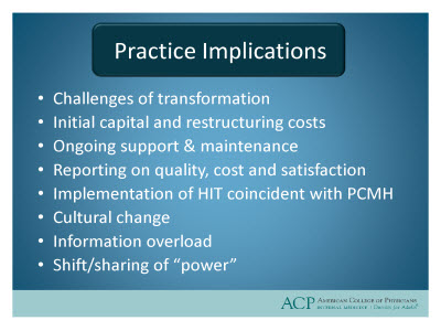 Slide 14. Practice Implications