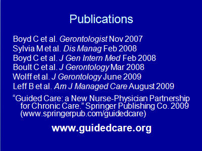 Slide 24. Publications