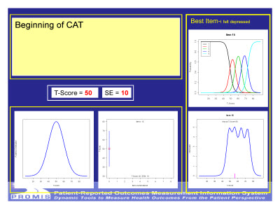 Slide 17. Example of CAT