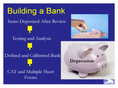 Slide 6. Building a Bank