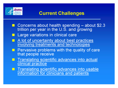 Slide 2. Current Challenges
