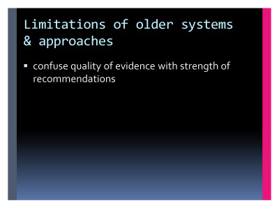 Slide  23. Limitations of older systems and approaches