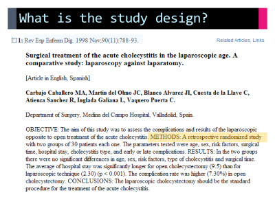 Slide  34. What is the study design?