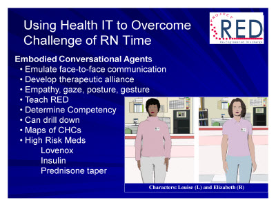 Slide 52. Using Health IT to Overcome Challenge of RN Time
