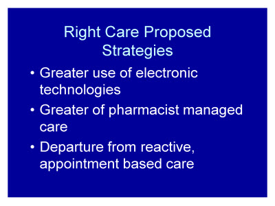Slide 37. Right Care Proposed Strategies