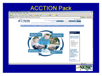 Slide 15. ACCTION Pack