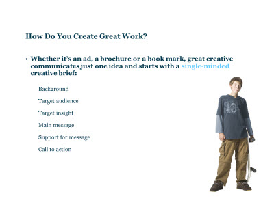 Slide 58. How Do You Create Great Work?
