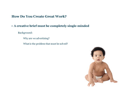 Slide 59. How Do You Create Great Work?