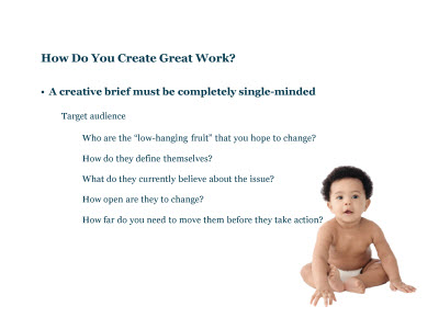 Slide 60. How Do You Create Great Work?