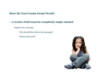 Slide 62. How Do You Create Great Work?