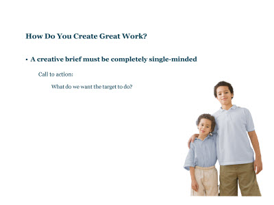 Slide 63. How Do You Create Great Work?