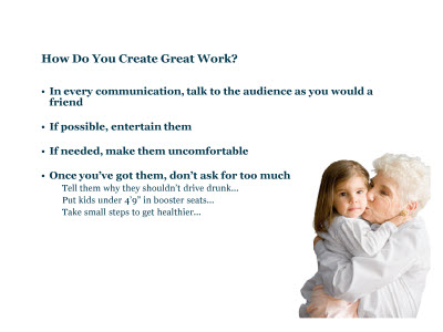 Slide 64. How Do You Create Great Work?