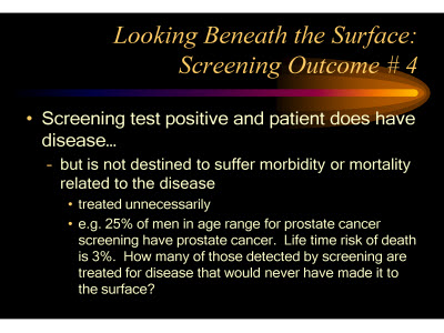 Slide 20. Looking Beneath the Surface: Screening Outcome #4