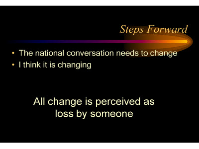 Slide 44. Steps Forward