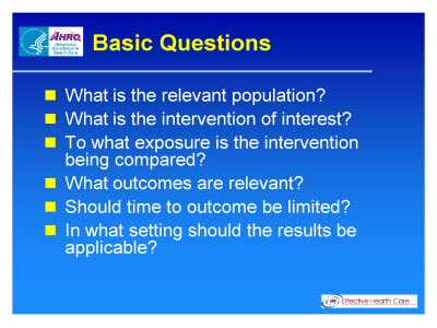 Slide 12. Basic Questions