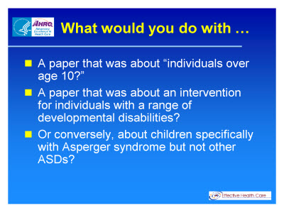 Slide 17. What would you do with . . ..