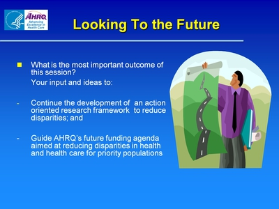 Slide 5. Looking To the Future