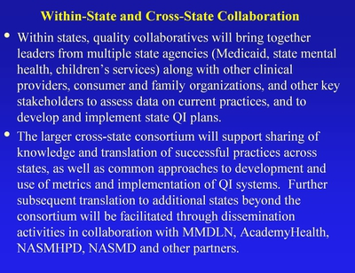 Within-State and Cross-State Collaboration