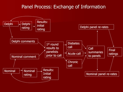Panel Process: Exchange of Information