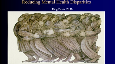 Reducing Mental Health Disparities