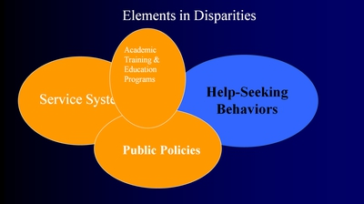 Elements in Disparities