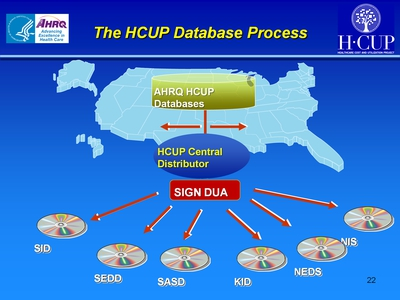 The HCUP Database Process