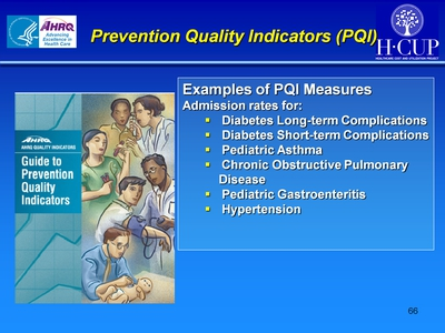 Prevention Quality Indicators (PQI)