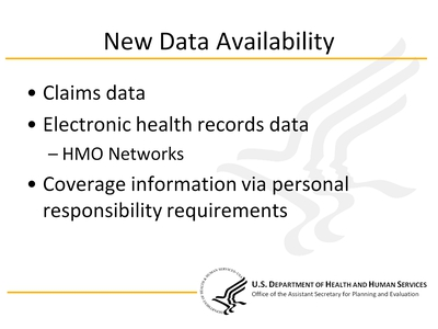 New Data Availability