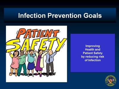 Infection Prevention Goals