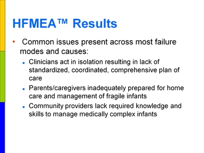 HFMEA  Results