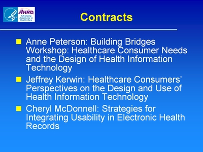 Slide 59. Contracts