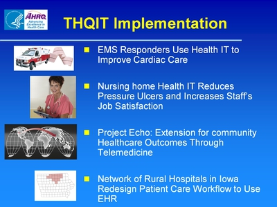 Slide 7. THQIT Implementation