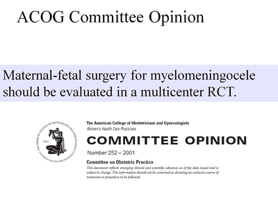 ACOG Committee Opinion