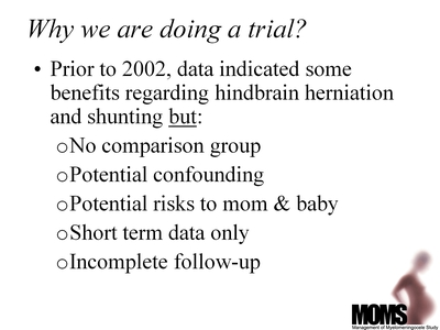 Why We Are Doing a Trial?