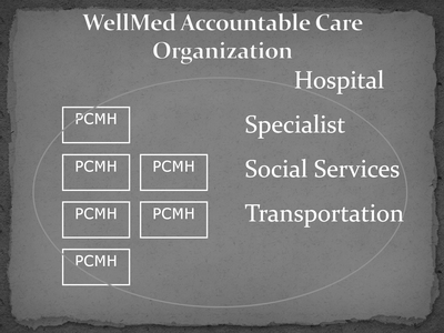 WellMed Accountable Care Organization