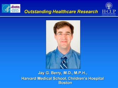Outstanding Healthcare Research