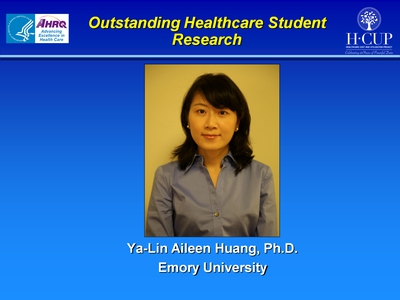 Outstanding Healthcare Student Research