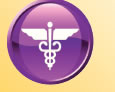 Healthcare 411 medical icon.