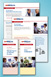 poster of marketing materials available from the Partnership for Health