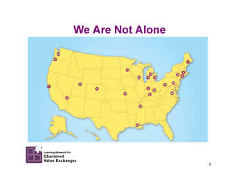 Slide 6: We Are Not Alone