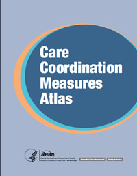 Cover of the Care Coordination Measures Atlas