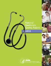 Cover of National Healthcare Quality Report, 2008